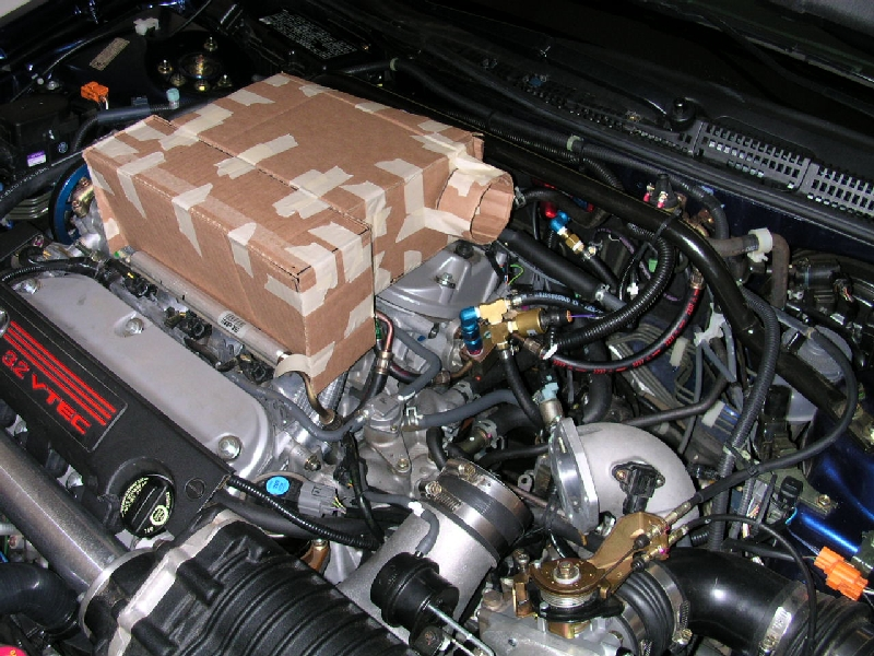 Supercharger Intercooler Acura Forum Acura Forums - Supercharged acura tl